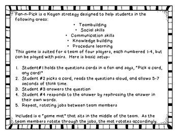 AbuelaFan & Pick Cards (Trophies 2nd grade)