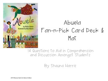 AbuelaFan & Pick Cards (Trophies 2nd grade)