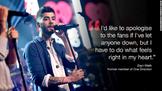 Zayn Malik One Direction and SocioEconomics