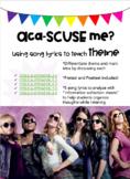 Aca-Scuse Me? Teaching Theme vs. Main Idea With Music and Lyrics