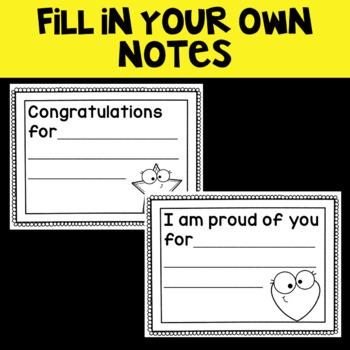 Academic Award Notes