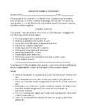 Academic Contract for Achievement Improvement