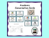 Academic Conversation Cards