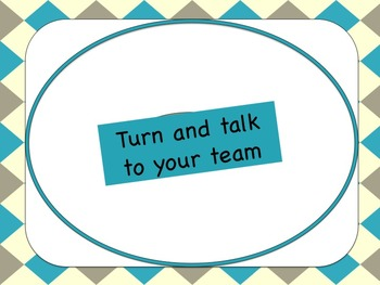 Academic Conversation Expectation Lesson Freebie