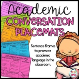 Academic Conversation Placemats