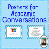 Academic Conversation Posters
