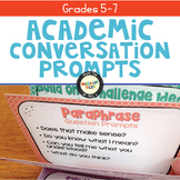Academic Conversation Prompts