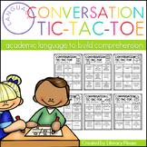 Academic Conversation Tic-Tac-Toe