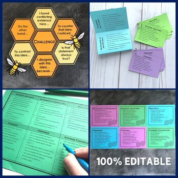 Academic Conversations for Accountable Talk, Socratic Circles - Bundle