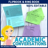 Academic Conversations for Accountable Talk - Flipbook