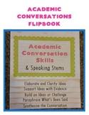 Academic Conversations Flipbook