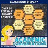 Academic Conversations for Accountable Talk - Posters