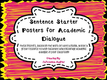 Academic Dialogue Posters