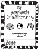 Academic Dictionary for Students