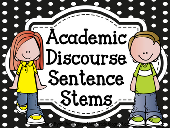 Academic Discourse Posters
