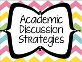 Academic Discussion Strategies