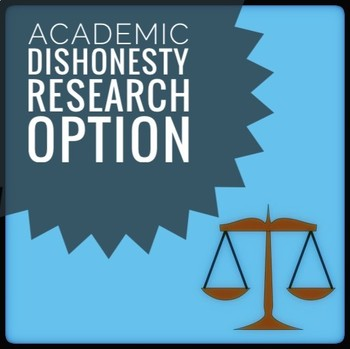 Academic Dishonesty Research Option