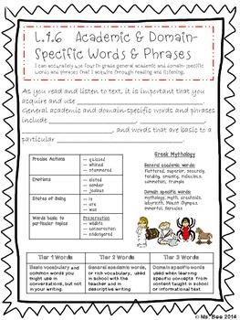 Academic & Domain-Specific Words