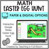 Academic Easter Egg Hunt 2nd & 3rd Grade