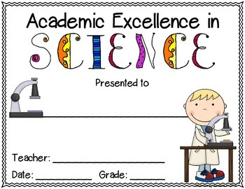Academic Excellence Awards