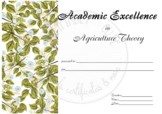 Academic Excellence in Agriculture Theory