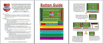 Academic Football Review Game