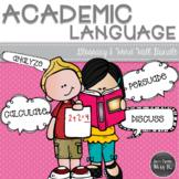 Academic Language Bundle: ELA and Math
