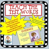 Academic Language Common Core Words Set 1B
