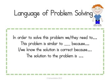 Academic Language Frames