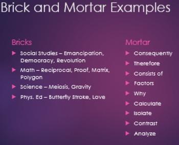 Academic Language Presentation