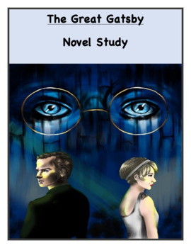 The Great Gatsby - Academic Level Quizzes and Test With Answer Key