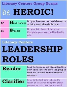 Academic Literacy Centers Grade 7 Unit 1