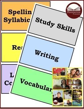 Academic Literacy Centers Grade 7 FREE UNIT
