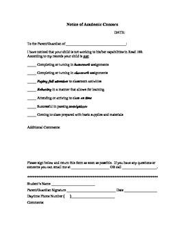 Academic Notice- Read 180