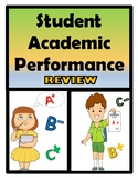 Student Academic Distance Learning Performance REVIEW (EDITABLE)