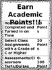 Academic Points