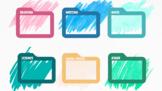 Academic Subject Organizer Desktop Wallpaper and Screensaver