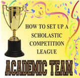 Academic Team Competition
