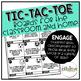 Academic Tic-Tac-Toe Boards