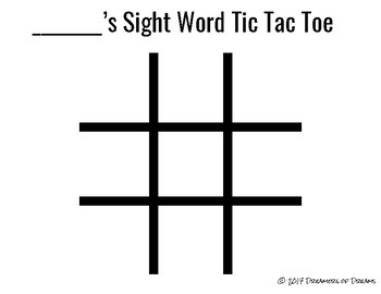 picture relating to Tic Tac Toe Board Printable referred to as Blank Tic Tac Toe Discussion boards Worksheets Instruction Products TpT