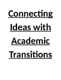 Academic Transitions Posters