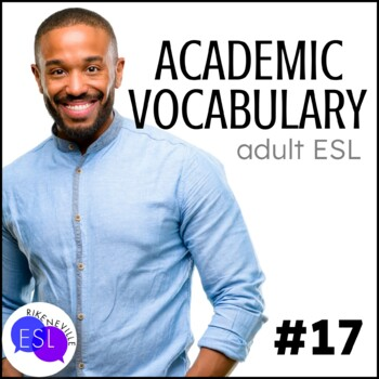 Academic Vocabulary 17 with Activities and Worksheets