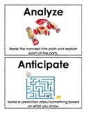 Academic Vocabulary Anchor Cards