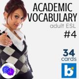 Academic Vocabulary BOOM CARDS #4