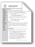 Academic Vocabulary, Grade 2: Cumulative Review/Weeks 1-8