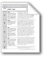 Academic Vocabulary, Grade 3: model, copy