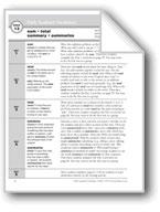 Academic Vocabulary, Grade 3: sum, total, summary, summarize