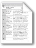 Academic Vocabulary, Grade 4: prompt, method, methodical