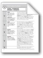 Academic Vocabulary, Grade 5: assign, assignment, delegate, designate