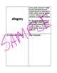 Academic Vocabulary Notebook